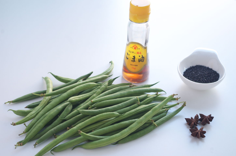 Jud as verdes estilo oriental recetas con sabor para una - Tiempo de coccion de judias verdes ...
